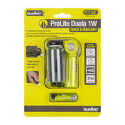 Summit ProLite Duala 1W Hand Torch or Headlight - OpenSeason.ie
