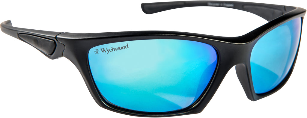 Wychwood Polarised Mirror Lens Sunglasses for Angling, Hiking, Hunting
