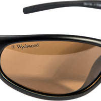 Wychwood Polarised Brown Lens Sunglasses for Angling, Hiking, Hunting etc