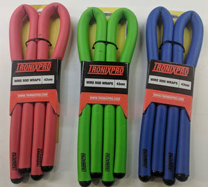 Tronixpro Wire Rod Wraps - Assorted Colours