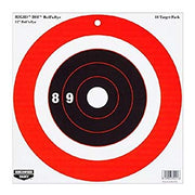 "Birchwood Casey Rigid DH Bull's-Eye - 12"" Target Shooting Air Rifles"