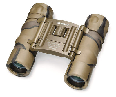 Binoculars - Tasco 10x25 Compact - Hunting, Racing, Birdwatching, Farming