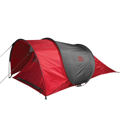 Highlander Bracken 2 Man Pop-Up Tent - OpenSeason.ie for all your tent and camping needs