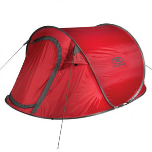 Tent - Highland Heather 3 Man Pop Up - OpenSeason.ie your camping shop