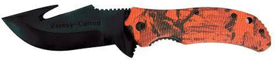 Verney-Carron ProHunt Kent Skinnner Hunting Knife with Sheath -