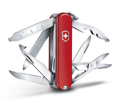 Multi-Tool - Swiss Army - Minichamp Open View - Outdoors at OpenSeason.ie