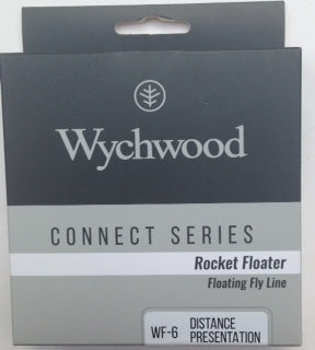 Wychwood Connect Series Rocket Floater Fly Line