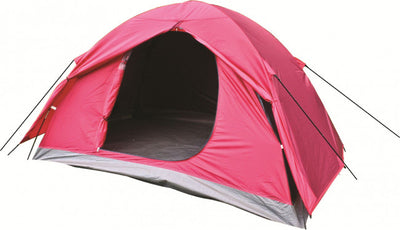 Highlander Birch 2 Man Easy-Pitch Tent Front View