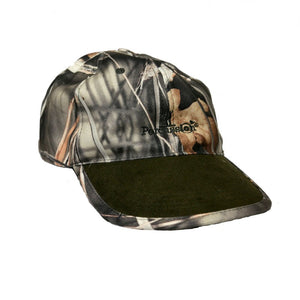 Percussion Camo Hunting Baseball Cap