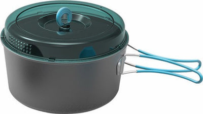 Highlander Camping Cook Pot - 2.6l