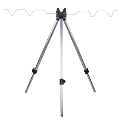 DAM Eco Mini Lightweight & Telescopic 4 Rod Tripod - Fishing Tackle at OpenSeason.ie