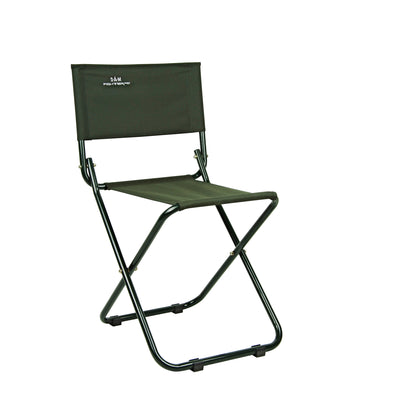 DAM Fighter Pro Lightweight Chair with Backrest - OpenSeason.ie