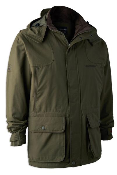 Deerhunter Shooting/Outdoor Men's Jacket - Highland Long - Hunting at OpenSeason.ie
