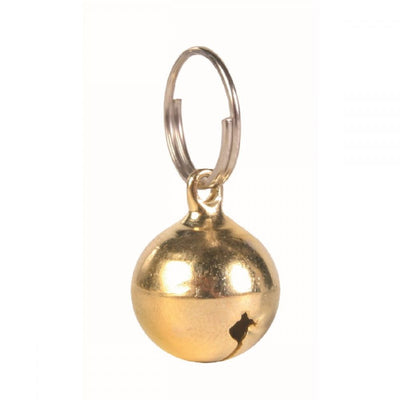 Turner Richards Dog Collar Brass Bell