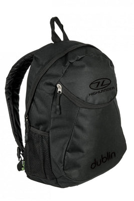 Hiking, Camping & Outdoors Dublin 15l Backpack Black