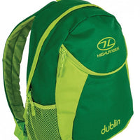 Hiking, Camping & Outdoors Dublin 15l Backpack Green
