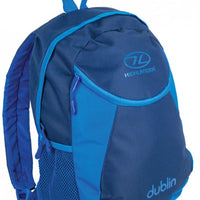 Hiking, Camping & Outdoors Dublin 15l Backpack Blue