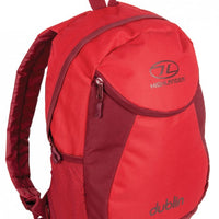 Hiking, Camping & Outdoors Dublin 15l Backpack Tango Red