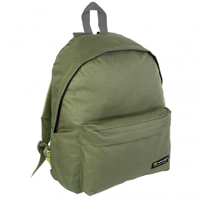 Hiking, Camping and Outdoors Highlander Zing XL 28L Daypack Olive