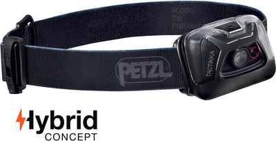 Petzl Head Lamp - Tactikka 200 Lumens - 3 lighting modes OpenSeason.ie