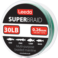 Leeda Superbraid