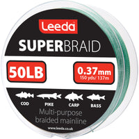 Braid - Leeda Superbraid