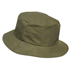 Highlander Foldaway Bush Hat - Waterproof, Breathable, Wide-Brimmed