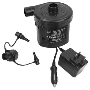 Highlander Whirlwind 12V Dual Electric Air Pump