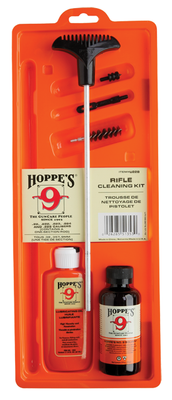 Hoppe's No. 9 Rifle Cleaning Kit - .22, .243, .270, .308 Calibre