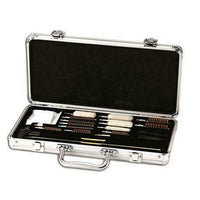 Hoppe's 9 Universal Cleaning Accessory Kit with Carry/Storage Case - Suits All Calibres & All Guns