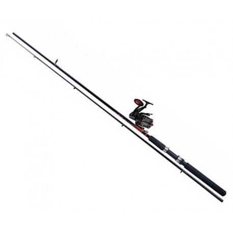 Jarvis Walker Devil 9ft Pier Rod & Reel Combo
