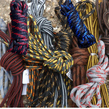 Highlander Hiking/Work Boot Laces - Assorted Colours
