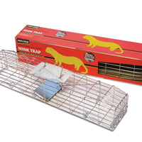Pest Stop Cage Style Mink Trap Hunting & Outdoors OpenSeason