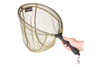 Leeda Fishing Scoop Net - Magnetic Handle - Coarse Fishing OpenSeason