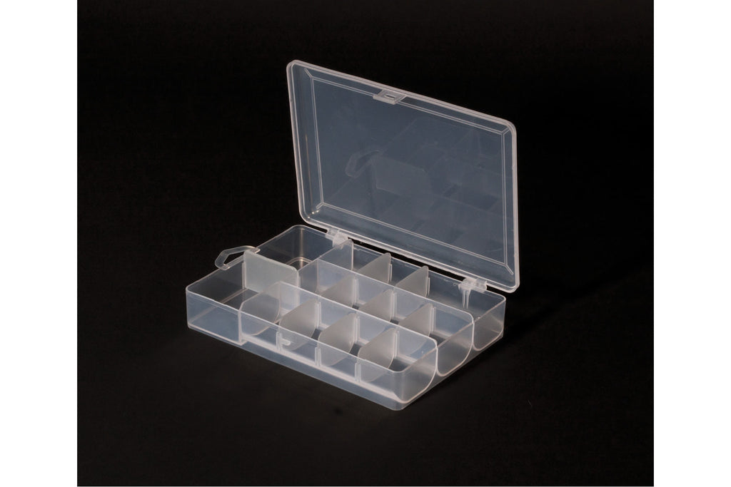 Leeda 14 Compartment Tackle Box
