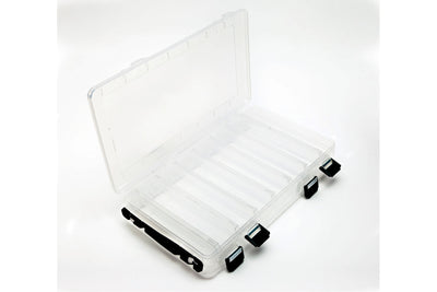 Leeda 14-Compartment Lure Tackle Box