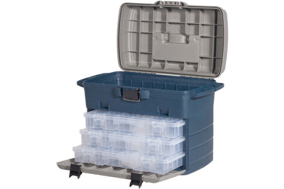Leeda Tackle Case Box System (Large) - Fishing Tackle Boxes & Luggage at OpenSeason.ie