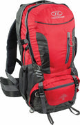 Highlander Hiker Rucksack - 30L and 40L - Red