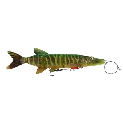Savage Gear 4D Slow Sink Pike Lure - Firetiger - OpenSeason.ie - Irish Online Fishing Tackle Shop, Nenagh, Co. TIpperary