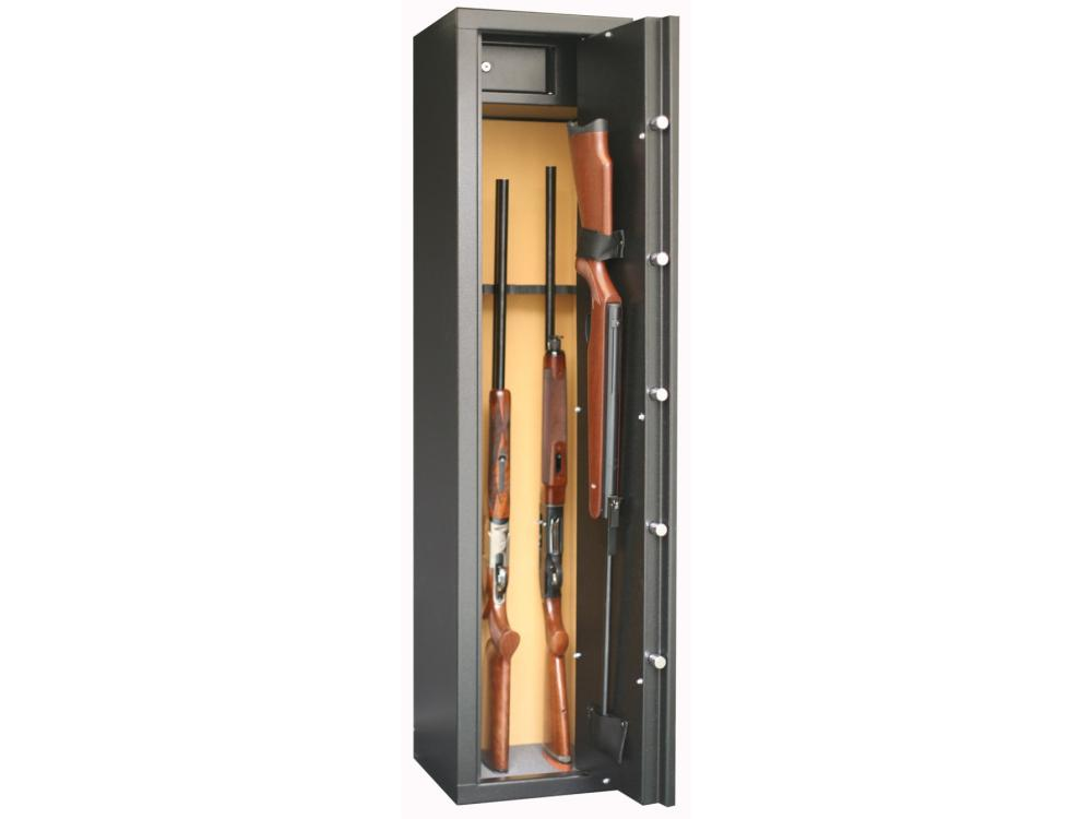 Infac SD7 Extra Deep 7 Gun Cabinet/Safe OpenSeason.ie hunting experts