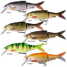 Savage Gear 3D Roach Lipster Lure - Various Sizes/Colours
