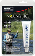 Aquasure Flexible Adhesive for mending Waders, Wellies, Angling Repairs