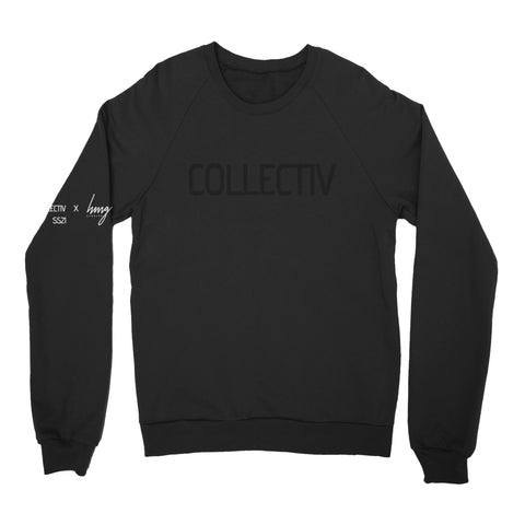 COLLECTIV Blackout Crewneck Sweatshirt