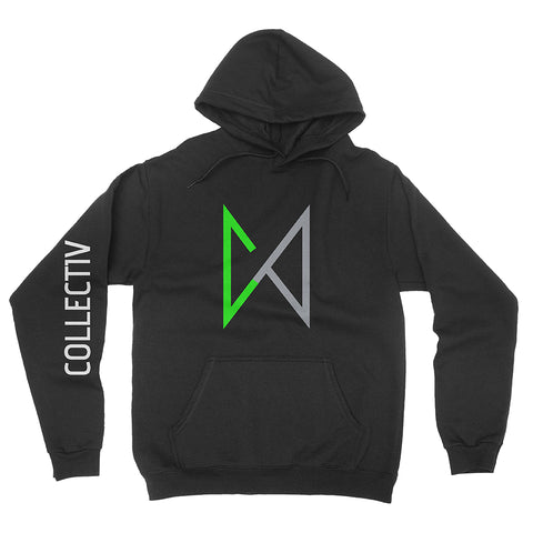 COLLECTIV CA Logo Hoodie