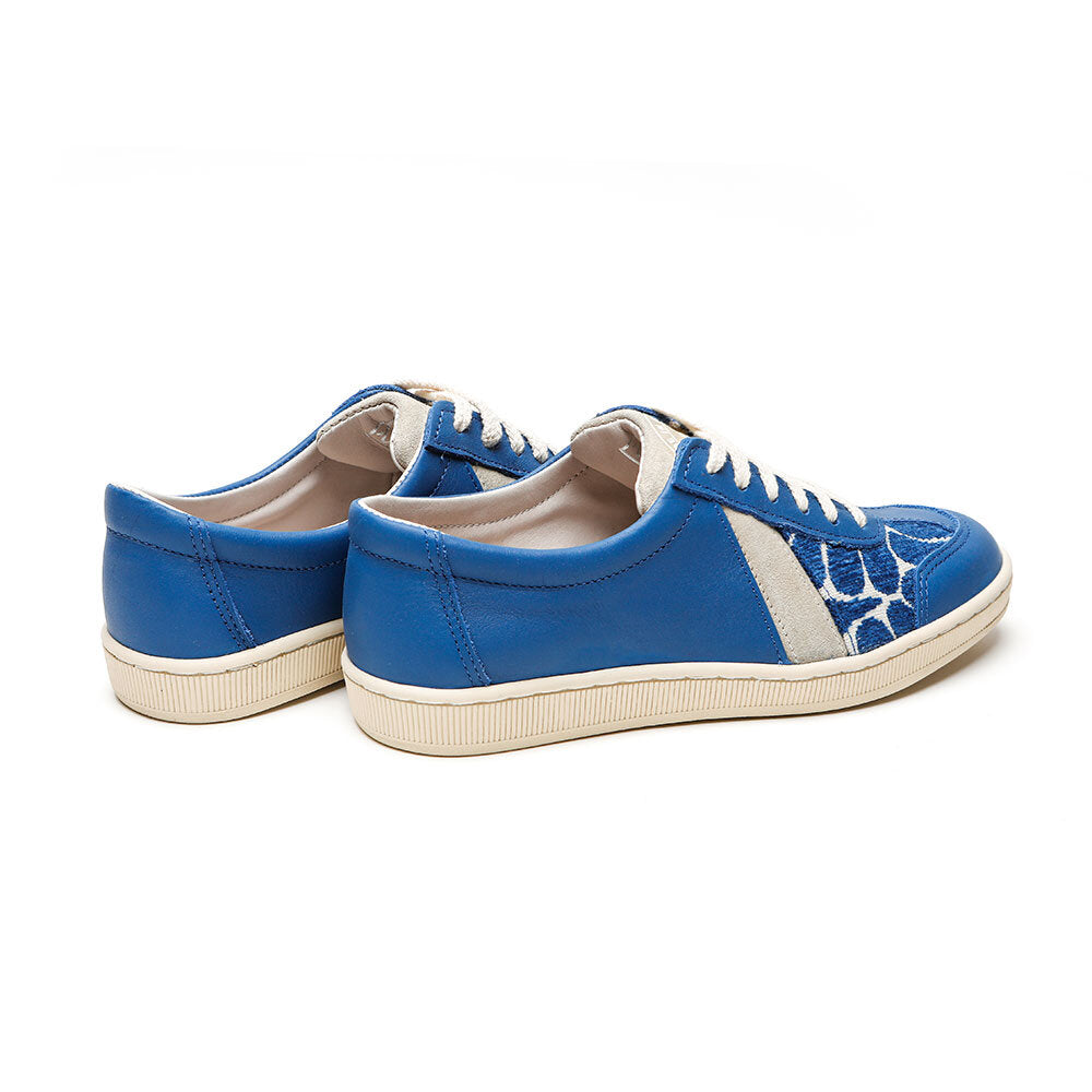 SAWA SHOES DR BESS PULL UP BLUE