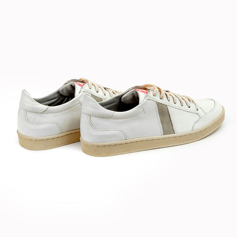 SAWA SHOES LAFRICA LEATHER WHITE WHITE