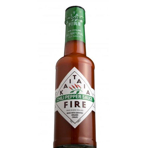 Chili Pepper Hot Sauce by Kaitaia Fire