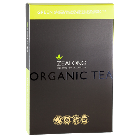 Zealong Green Organic Tea: Loose Leaf  (NZ grown)