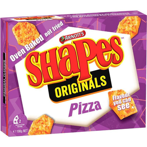 Shapes Pizza 175g