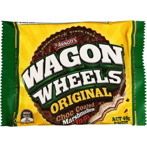 Wagon Wheels 48g